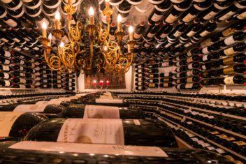 Hospiz Alm_Big bottle cellar © arlberg1800 RESORT_DanielSchvarcz