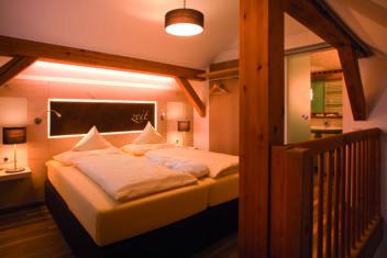 hotel seespitz Maisonette