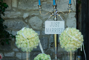 Just Married_Hochzeit_Sonja_und_Markus