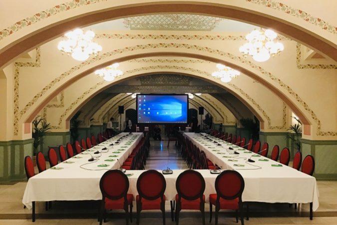 Konferenz Danube Region Strategy