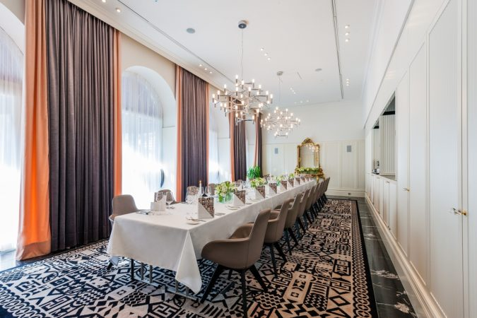 Le Salon Dinner (c)Stefan Gergely