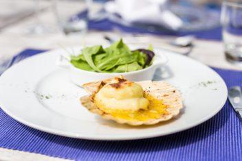 Restaurant_zurHube_muschel