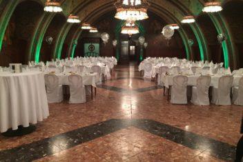Rittersaal _ 110 Personen