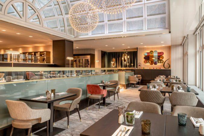 Vienna Marriott Hotel_Business Lunch Parkring Restaurant