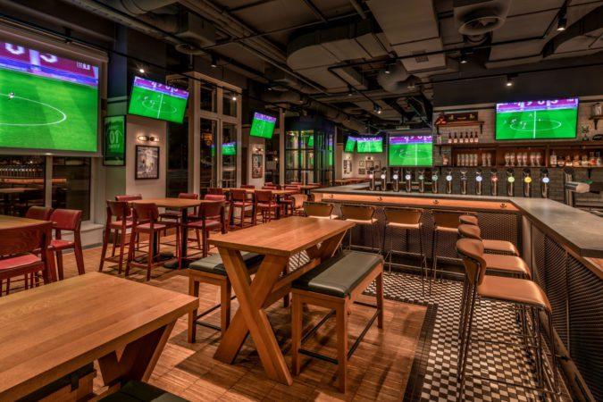 Vienna Marriott Hotel_Champions Sports Bar