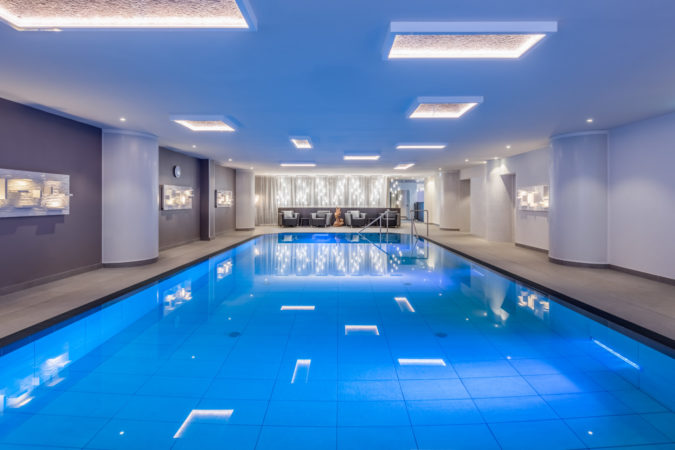 Vienna Marriott Hotel_Indoor Pool Health Club