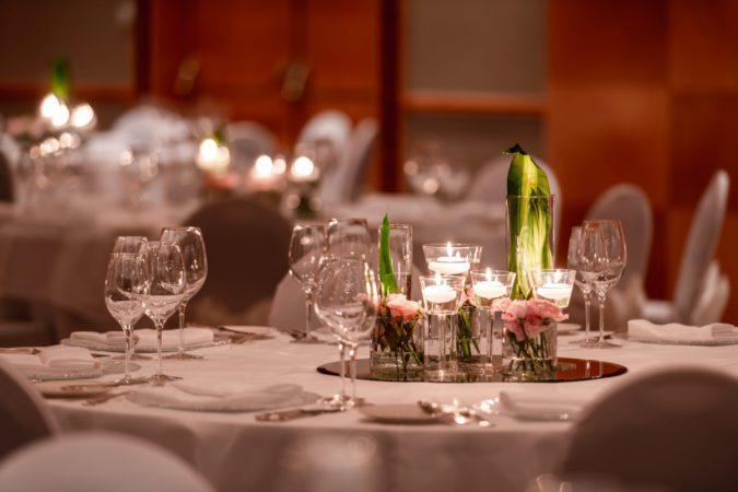 Vienna Marriott Hotel_Wedding Set-Up