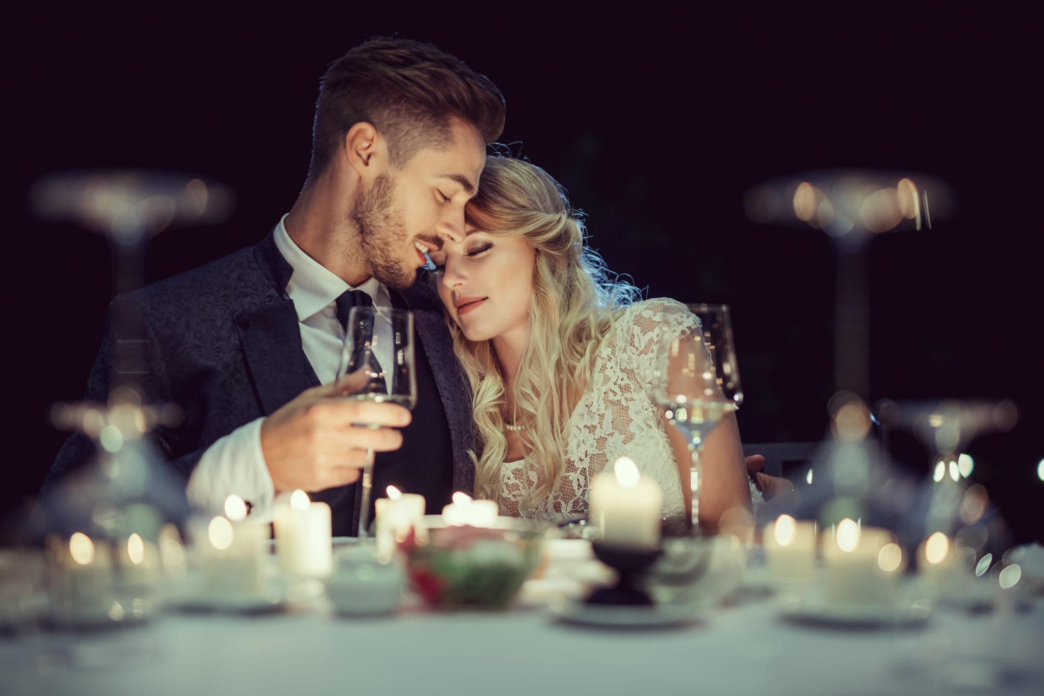 Romantisch im Vier Sinne