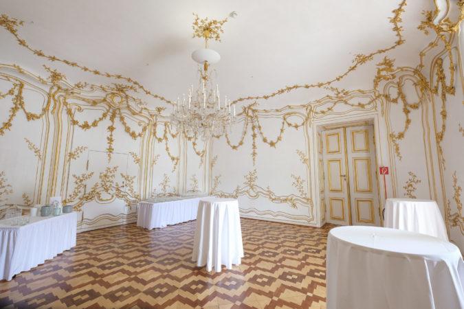 Schönbrunn weiß goldener Saal