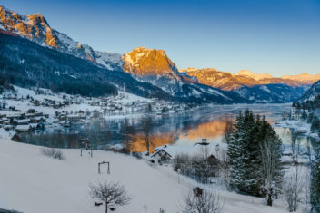 Winter Panorama, Atelier Wolkersdorfer